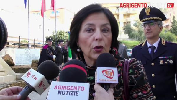 """La polizia ricorda Domenico Anghelone, il questore Iraci: """"E' importante non dimenticare"""""""
