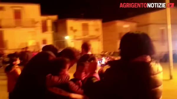 """Riti dell'Immacolata, si rinnova la tradizione dei """"pagliara"""" di Casteltermini"""