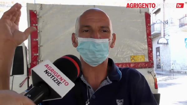 Quinto giorno di sciopero dei netturbini: Favara è invasa dai rifiuti