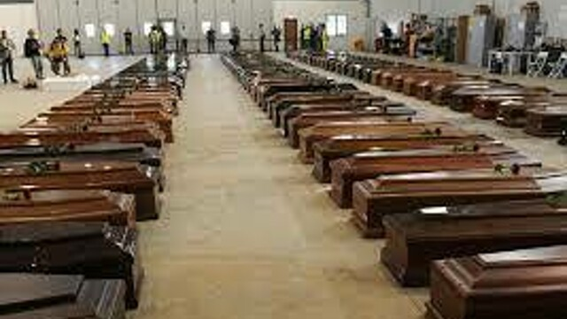 The massacre of 3 October 2013, a barrage of specials from Rai not to forget thumbnail
