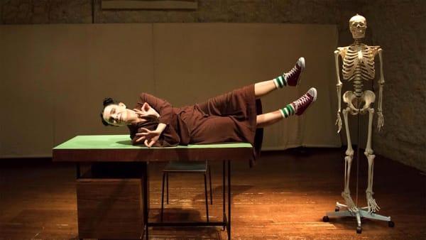 """Al teatro de """"La posta vecchia"""", in scena: """"Madame Marguerite"""""""