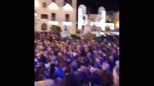 Tataratà annullato, mentre Casteltermini canta e prega in piazza si fa duro lo scontro fra assessore e sindaco