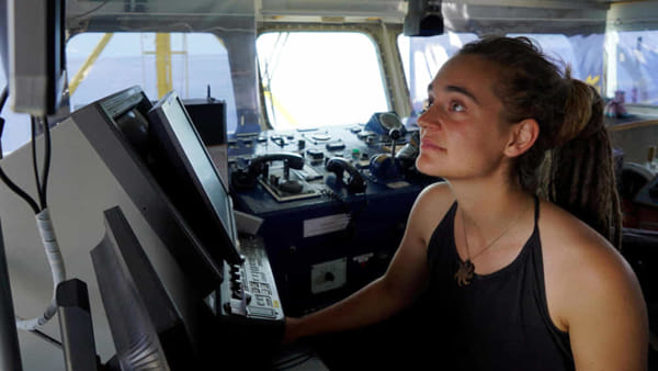 "Sea Watch3, Carola Rackete: ""Temevo suicidi, dovevo entrare in porto"""