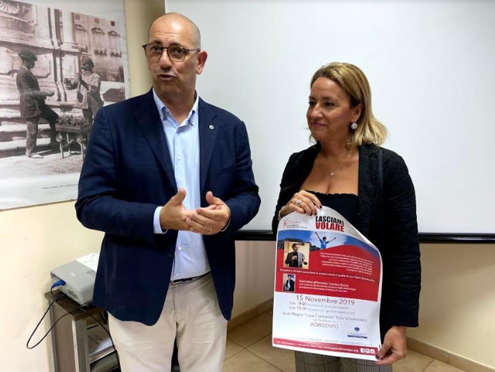 Francesco Picarella e Antonella Danile