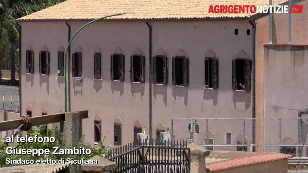 """Pensando al futuro di """"Villa Sikania"""", il neo sindaco Peppe Zambito: """"Dare tranquillità alla comunità"""""""
