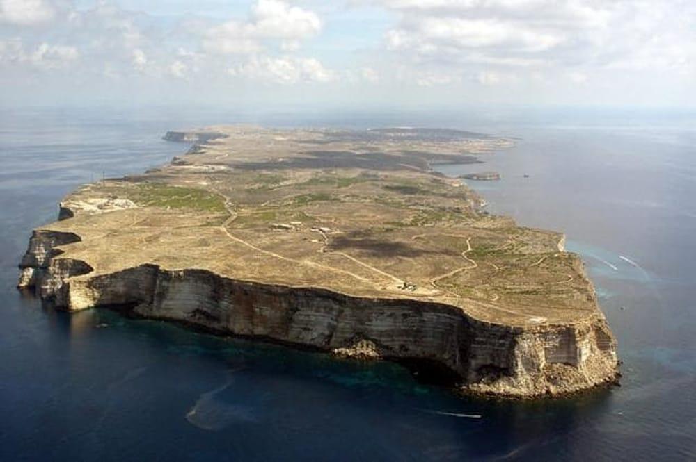 Lampedusa (Foto archivio)