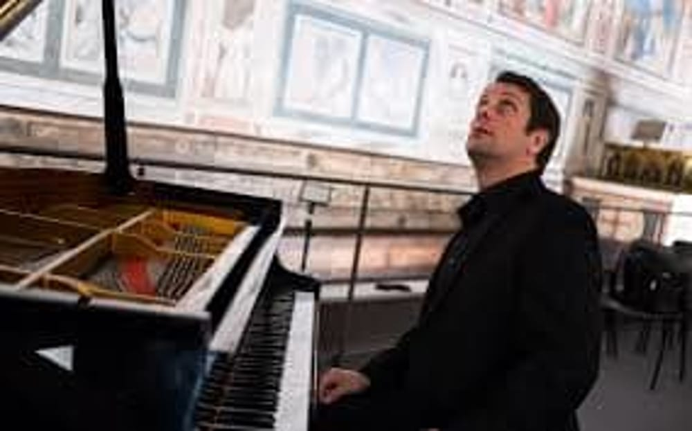 Marcelo Cesena, pianista brasiliano