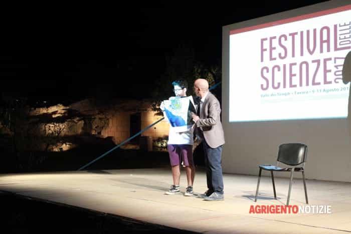 Quarta serata Festival delle Scienze