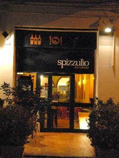 "Ristorante ""Spizzulio"""